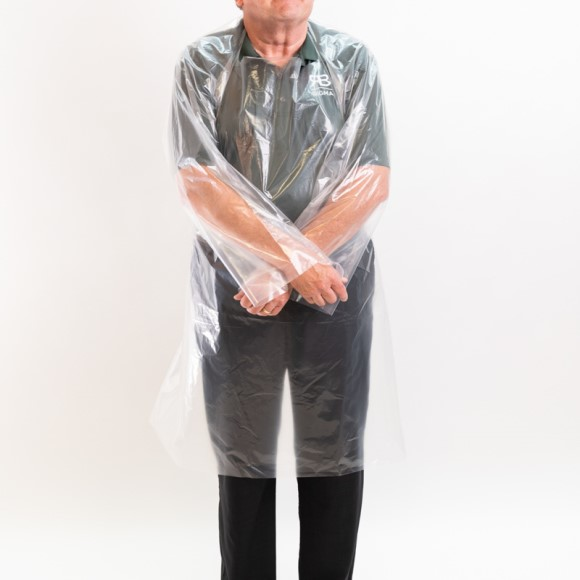 Isolation Gown: Polypropylene